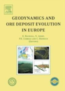 Foto Cover di Geodynamics and Ore Deposit Evolution in Europe, Ebook inglese di  edito da Elsevier Science