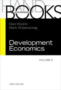 Ebook in inglese Handbook of Development Economics -, -