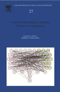 Ebook in inglese Scientific Data Ranking Methods
