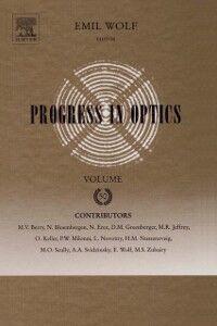 Ebook in inglese Progress in Optics