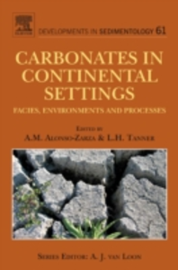 Ebook in inglese Carbonates in Continental Settings -, -