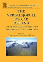 Myrdalsjokull Ice Cap, Iceland