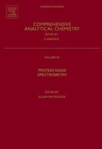 Ebook in inglese Protein Mass Spectrometry -, -
