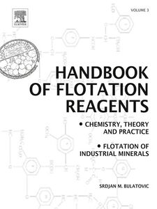 Foto Cover di Handbook of Flotation Reagents, Ebook inglese di Srdjan M. Bulatovic, edito da Elsevier Science