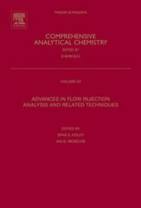 Ebook in inglese Advances in Flow Injection Analysis and Related Techniques -, -