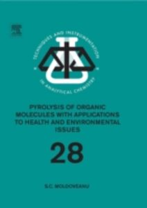 Ebook in inglese Pyrolysis of Organic Molecules Moldoveanu, Serban C.
