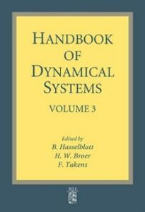 Foto Cover di Handbook of Dynamical Systems, Ebook inglese di  edito da Elsevier Science