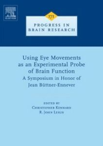 Foto Cover di Using Eye Movements as an Experimental Probe of Brain Function, Ebook inglese di  edito da Elsevier Science