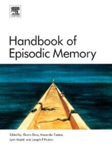 Ebook in inglese Handbook of Episodic Memory -, -