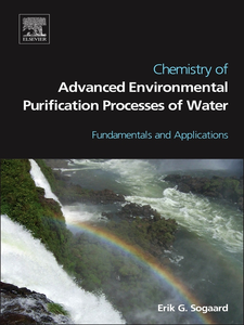 Ebook in inglese Chemistry of Advanced Environmental Purification Processes of Water Sogaard, Erik
