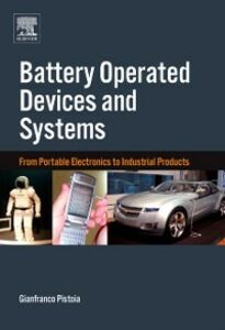 Ebook in inglese Battery Operated Devices and Systems Pistoia, Gianfranco