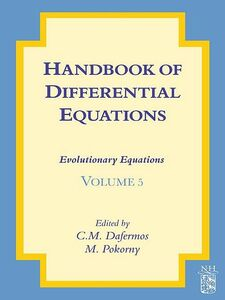Ebook in inglese Handbook of Differential Equations -, -