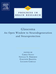 Foto Cover di GLAUCOMA, Ebook inglese di AA.VV edito da Elsevier Science