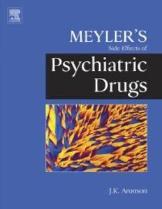 Foto Cover di Meyler's Side Effects of Psychiatric Drugs, Ebook inglese di Jeffrey K. Aronson, edito da Elsevier Science