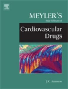 Ebook in inglese Meyler's Side Effects of Cardiovascular Drugs Aronson, Jeffrey K.