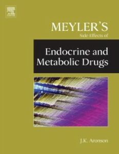 Ebook in inglese Meyler's Side Effects of Endocrine and Metabolic Drugs Aronson, Jeffrey K.