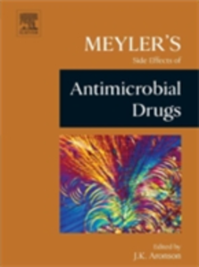 Ebook in inglese Meyler's Side Effects of Antimicrobial Drugs Aronson, Jeffrey K.