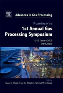 Ebook in inglese Proceedings of the 1st Annual Gas Processing Symposium -, -