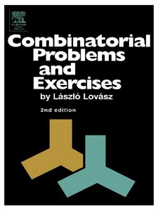 Ebook in inglese Combinatorial Problems and Exercises Lovász, L.