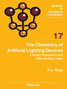 Ebook in inglese The Chemistry of Artificial Lighting Devices Ropp, Richard C.