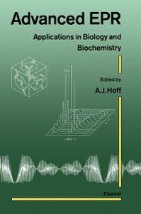 Foto Cover di Advanced EPR, Ebook inglese di  edito da Elsevier Science