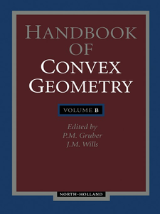 Ebook in inglese Handbook of Convex Geometry Unknown, Author