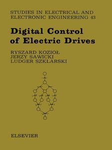 Ebook in inglese Digital Control of Electric Drives Koziol, R. , Sawicki, J. , Szklarski, L.