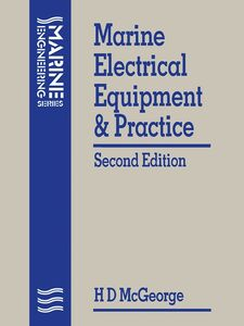 Ebook in inglese Marine Electrical Equipment and Practice MCGEORGE, H D
