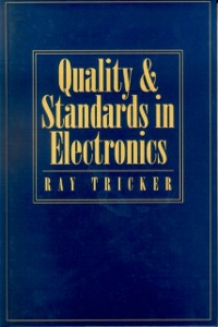 Ebook in inglese Quality and Standards in Electronics Tricker, Ray
