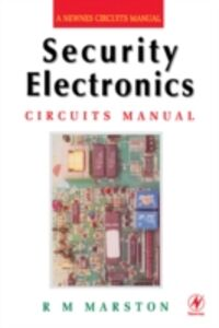 Ebook in inglese Security Electronics Circuits Manual MARSTON, R M