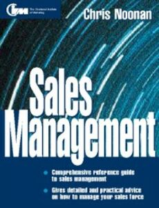 Ebook in inglese Sales Management NOONAN, CHRIS
