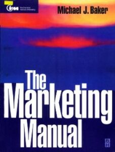 Ebook in inglese Marketing Manual Baker, Michael