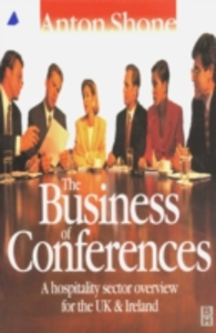 Ebook in inglese Business of Conferences Shone, Anton