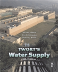 Ebook in inglese Water Supply Brandt, Malcolm J. , Johnson, Michael , Ratnayaka, Don D.
