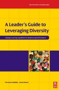 Foto Cover di Leader's Guide to Leveraging Diversity, Ebook inglese di Terrence Maltbia,Anne Power, edito da Elsevier Science