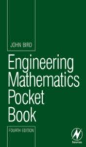 Foto Cover di Engineering Mathematics Pocket Book, Ebook inglese di John Bird, edito da Elsevier Science