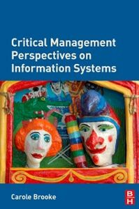 Ebook in inglese Critical Management Perspectives on Information Systems -, -