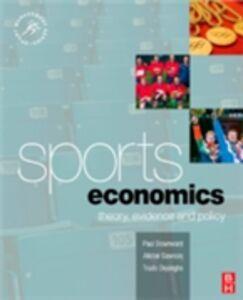 Foto Cover di Sports Economics, Ebook inglese di AA.VV edito da Elsevier Science