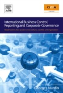 Ebook in inglese International Business Control, Reporting and Corporate Governance Nurdin, Georges