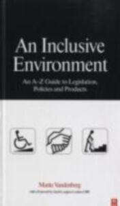 Ebook in inglese Inclusive Environment Vandenberg, Maritz