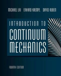 Foto Cover di Introduction to Continuum Mechanics, Ebook inglese di AA.VV edito da Elsevier Science