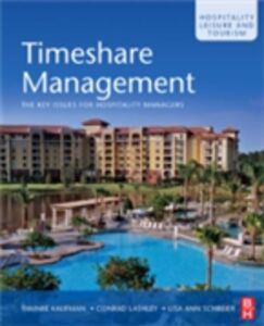 Foto Cover di Timeshare Management, Ebook inglese di AA.VV edito da Elsevier Science