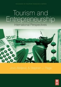 Ebook in inglese Tourism and Entrepreneurship -, -