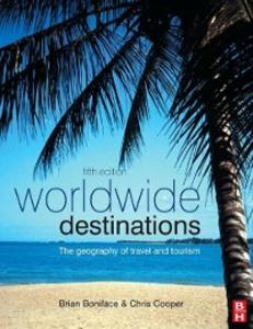 Ebook in inglese Worldwide Destinations Brian Boniface, MA , Cooper, Chris , Cooper, Robyn