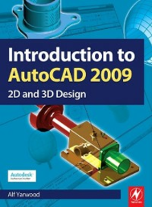 Ebook in inglese Introduction to AutoCAD 2009 Yarwood, Alf