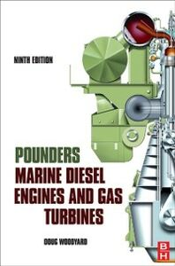Foto Cover di Pounder's Marine Diesel Engines and Gas Turbines, Ebook inglese di Doug Woodyard, edito da Elsevier Science