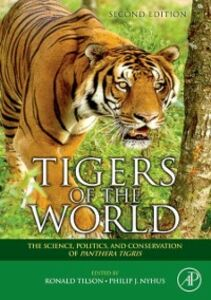 Ebook in inglese Tigers of the World -, -