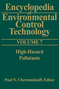 Ebook in inglese Encyclopedia of Environmental Control Technology: Volume 7: Cheremisinoff, Paul