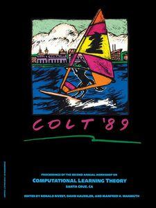 Ebook in inglese COLT '89 -, -