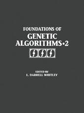 Foundations of Genetic Algorithms 1993 (FOGA 2)